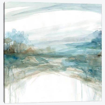 Shimmering Treeline II Canvas Print #CRO688} by Carol Robinson Canvas Art Print