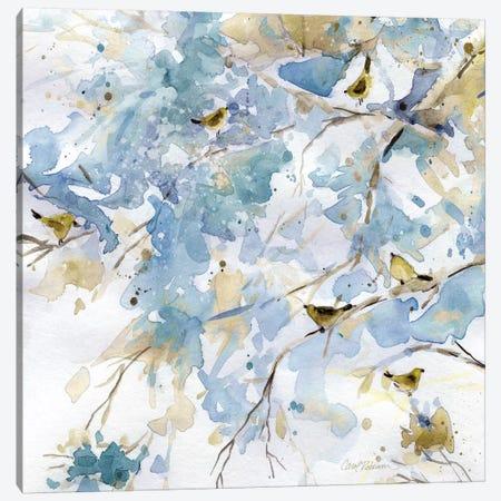 Topaz Spring II Canvas Print #CRO707} by Carol Robinson Art Print