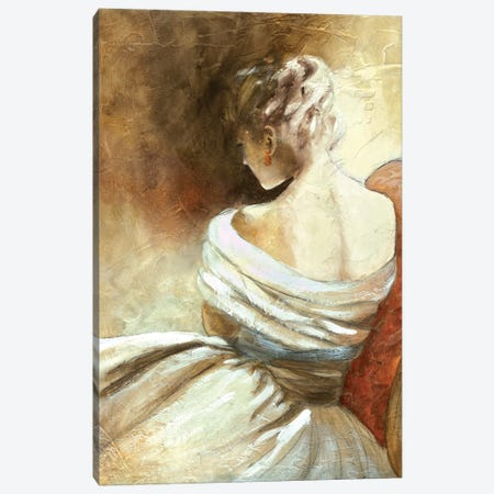 A Quiet Refrain II Canvas Print #CRO723} by Carol Robinson Canvas Art