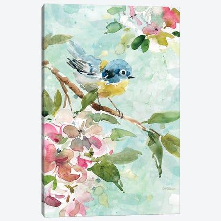 Asbury Garden Song I Canvas Print #CRO732} by Carol Robinson Canvas Print