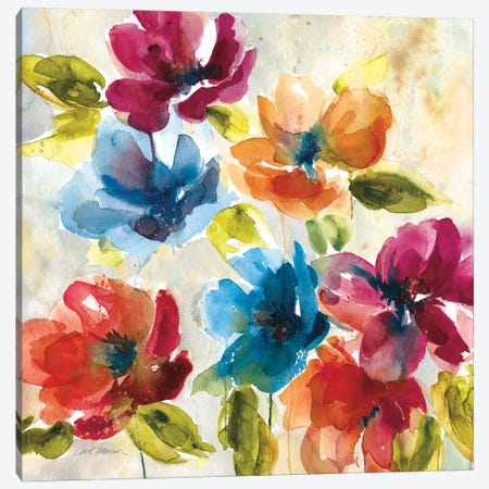 Color My World I Canvas Print #CRO747} by Carol Robinson Art Print