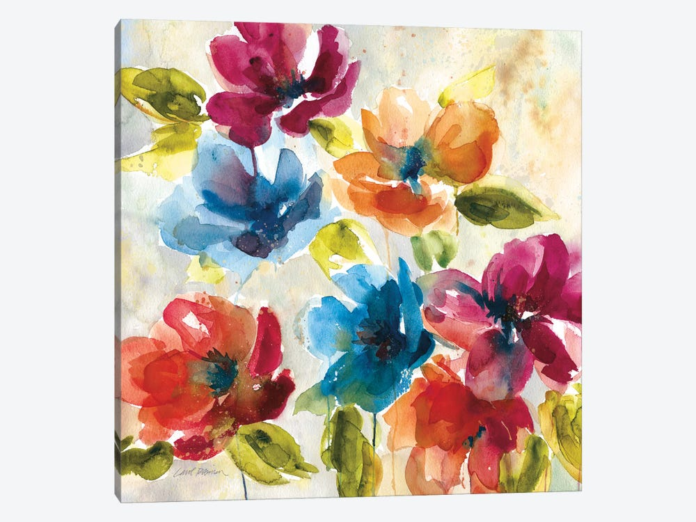 Color My World I by Carol Robinson 1-piece Art Print
