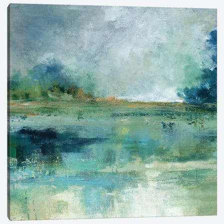 Emerald Isle Canvas Print #CRO751} by Carol Robinson Canvas Art Print