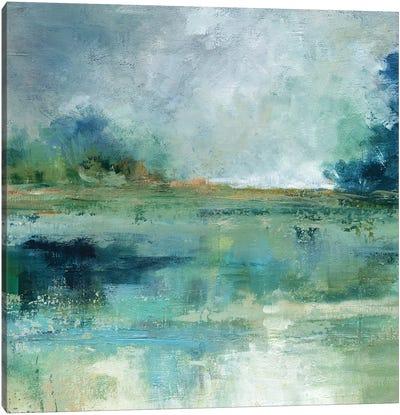 Emerald Isle Canvas Art Print