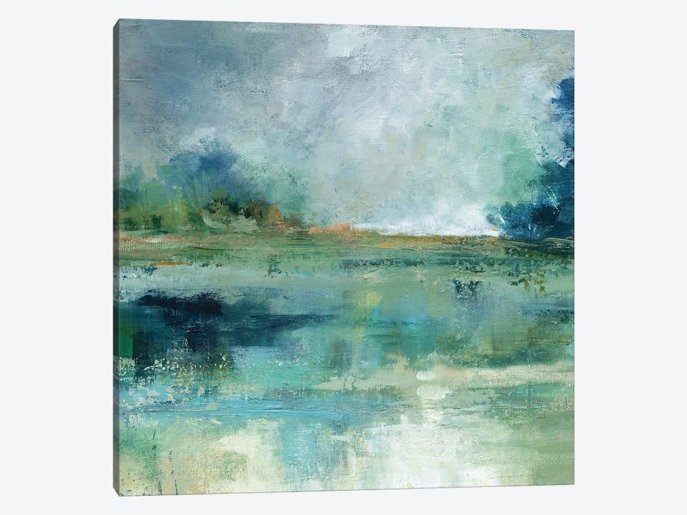 Emerald Isle by Carol Robinson 1-piece Canvas Artwork