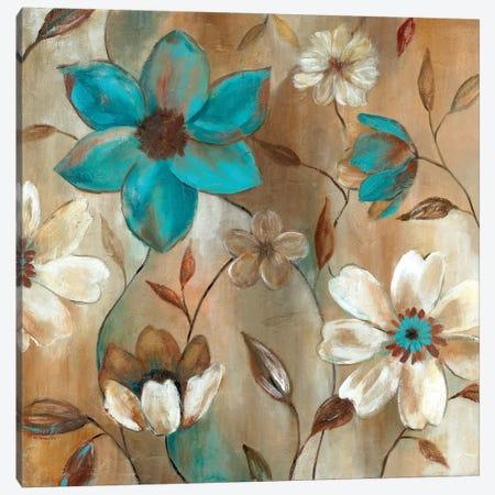 Garden Glow II Canvas Print #CRO765} by Carol Robinson Canvas Print