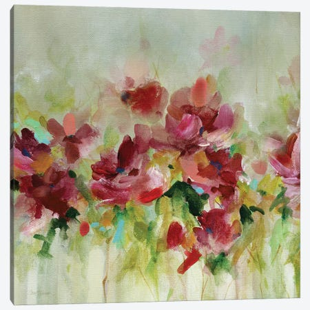 Garden Play I 3-Piece Canvas #CRO766} by Carol Robinson Canvas Print