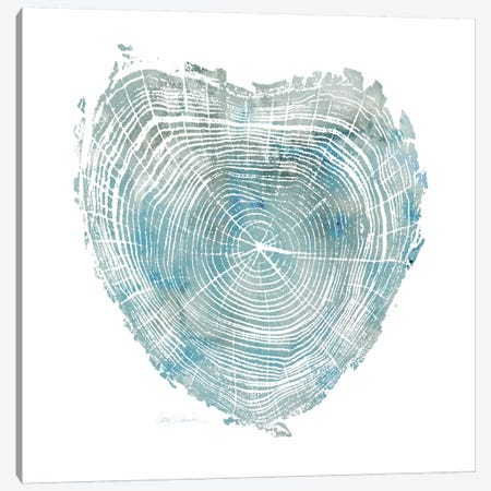 Heart Tree I Canvas Print #CRO76} by Carol Robinson Canvas Wall Art