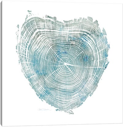 Heart Tree I Canvas Art Print