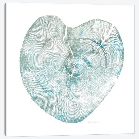Heart Tree II Canvas Print #CRO77} by Carol Robinson Canvas Art