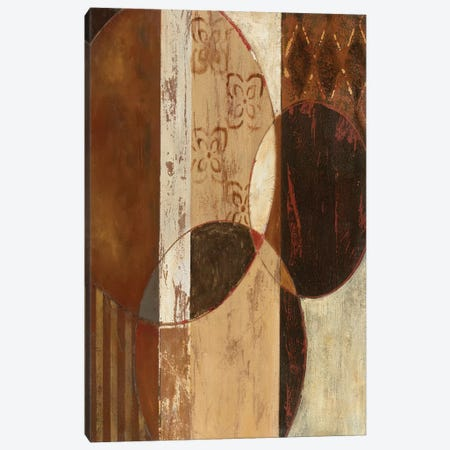 Kaleidoscope I Canvas Print #CRO782} by Carol Robinson Canvas Wall Art