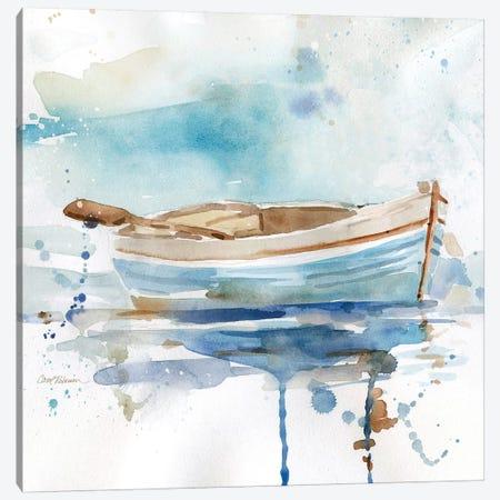 Malibu Marina I Canvas Print #CRO788} by Carol Robinson Canvas Wall Art