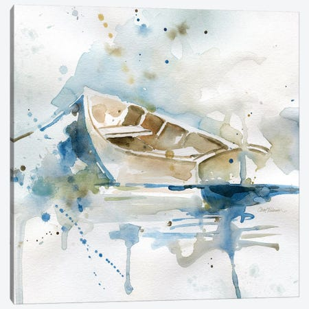 Malibu Marina II Canvas Print #CRO789} by Carol Robinson Canvas Wall Art