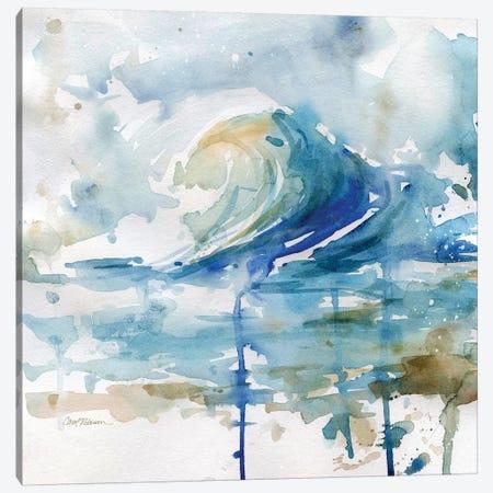 Malibu Surf II Canvas Print #CRO792} by Carol Robinson Canvas Art Print