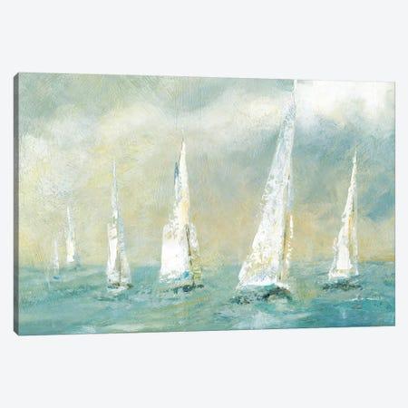 Ocean Breeze Canvas Print #CRO803} by Carol Robinson Canvas Print