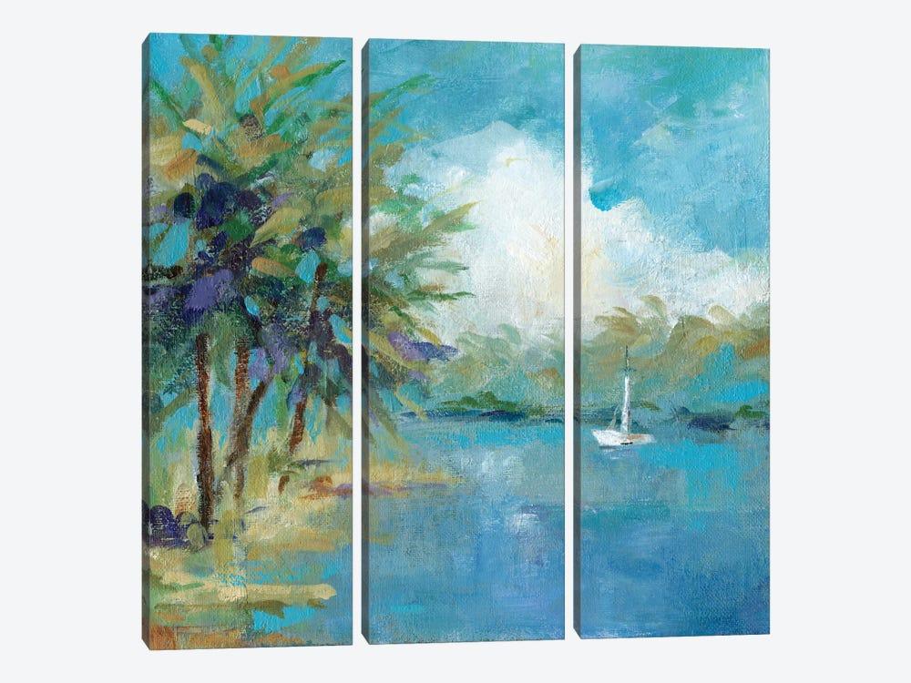 Off the Melacon by Carol Robinson 3-piece Canvas Wall Art