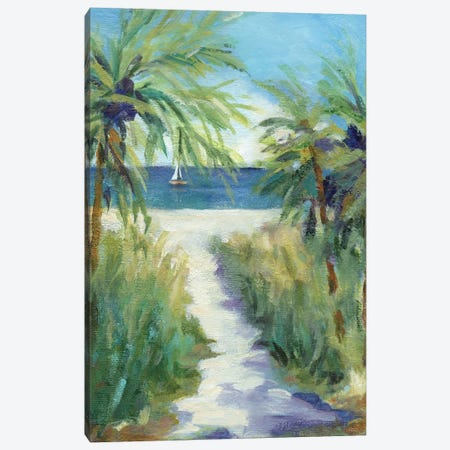 Pacific Jewel 3-Piece Canvas #CRO807} by Carol Robinson Canvas Wall Art