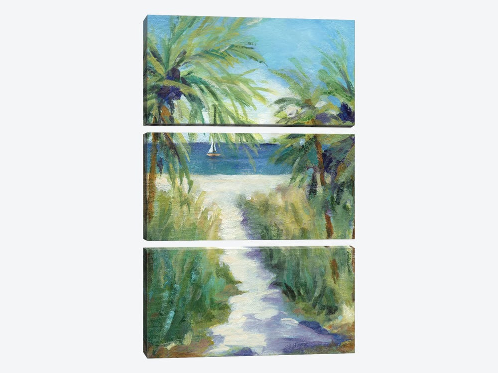 Pacific Jewel by Carol Robinson 3-piece Canvas Print