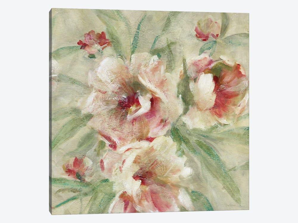 Peony Garden II by Carol Robinson 1-piece Canvas Wall Art