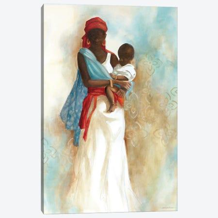 Power of Love I Canvas Print #CRO818} by Carol Robinson Canvas Art
