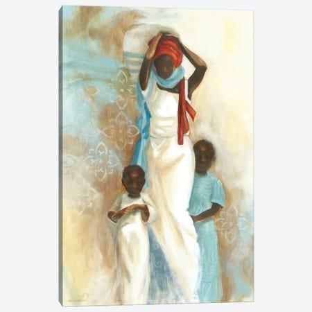 Power of Love II Canvas Print #CRO819} by Carol Robinson Canvas Artwork
