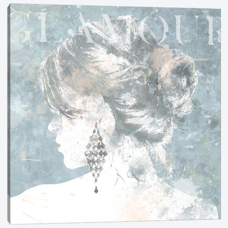 Pretty Glamour Canvas Print #CRO821} by Carol Robinson Canvas Art Print
