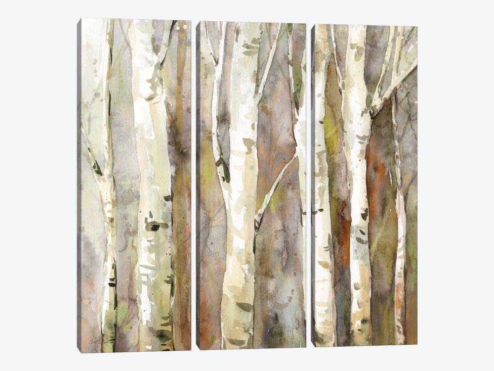 Quiet Morning II by Carol Robinson 3-piece Canvas Art