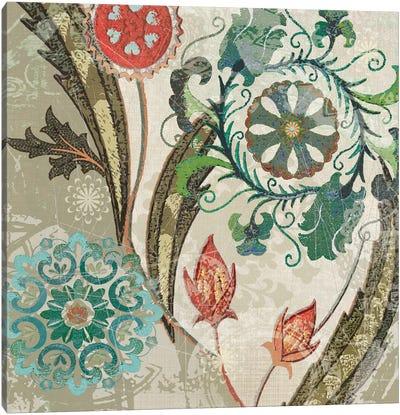 Royal Tapestry I Canvas Art Print