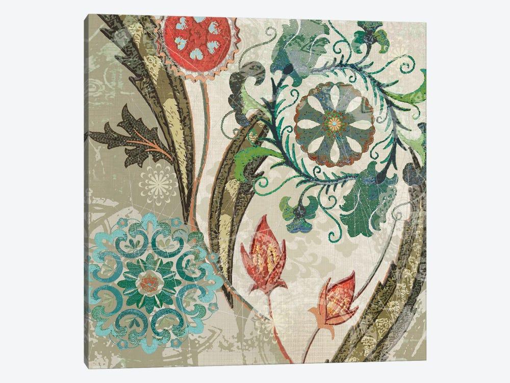 Royal Tapestry I by Carol Robinson 1-piece Canvas Art Print