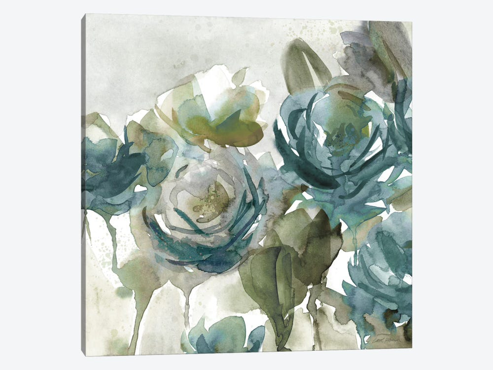 Secret Garden Negative I by Carol Robinson 1-piece Canvas Wall Art
