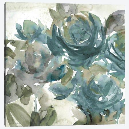 Secret Garden Negative II Canvas Print #CRO834} by Carol Robinson Canvas Print