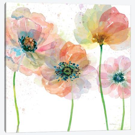 Summer Field's I Canvas Print #CRO841} by Carol Robinson Art Print