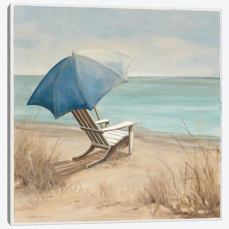 Summer Vacation I Canvas Print #CRO844} by Carol Robinson Canvas Artwork