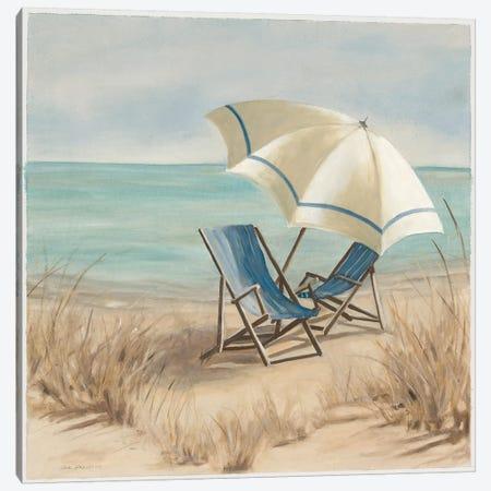 Summer Vacation II Canvas Print #CRO845} by Carol Robinson Canvas Artwork
