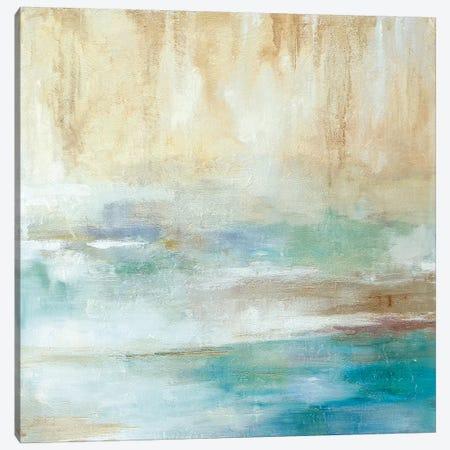Through the Mist I 3-Piece Canvas #CRO849} by Carol Robinson Canvas Print