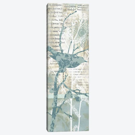 Winter Birds I Canvas Print #CRO862} by Carol Robinson Canvas Print