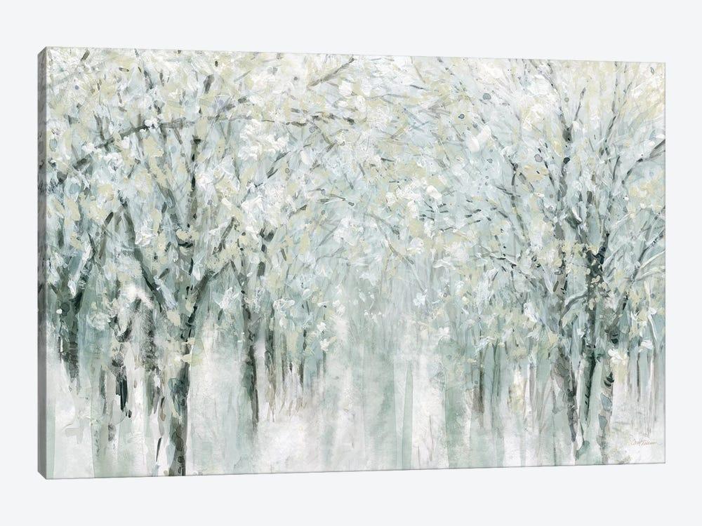 Winter Mist  by Carol Robinson 1-piece Canvas Artwork