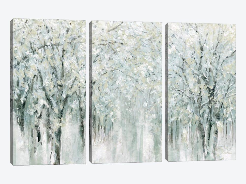 Winter Mist  by Carol Robinson 3-piece Canvas Artwork