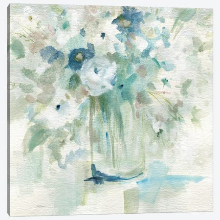 Blooming Whispers Canvas Print #CRO875} by Carol Robinson Canvas Art Print