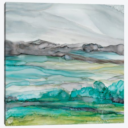 Sea of Marble I Canvas Print #CRO893} by Carol Robinson Canvas Art