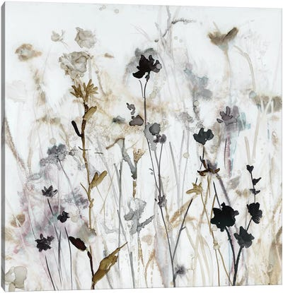 Wildflower Mist I Canvas Art Print