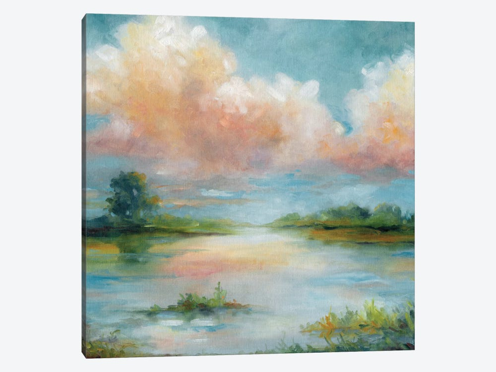 Quiet Spring by Carol Robinson 1-piece Canvas Art