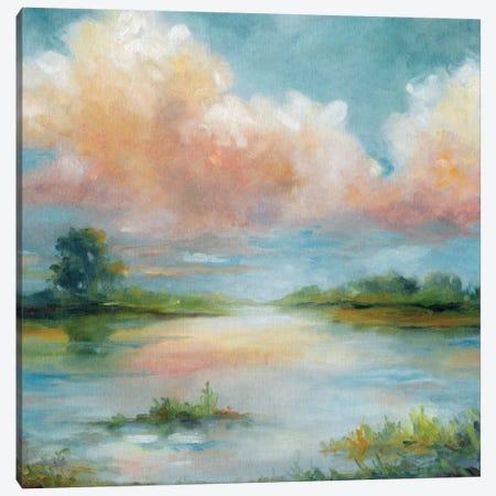 Quiet Spring Canvas Print #CRO90} by Carol Robinson Canvas Art Print