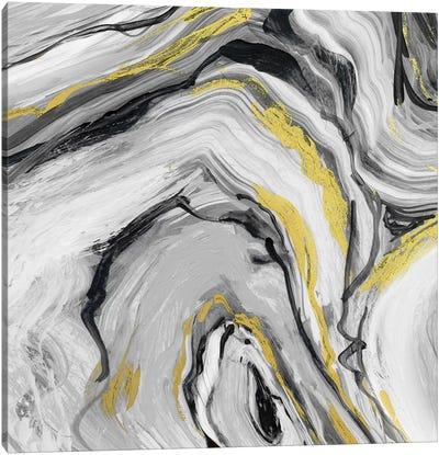 Bold Agate II Canvas Art Print