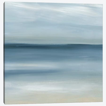 Calm Seas Canvas Print #CRO917} by Carol Robinson Canvas Artwork