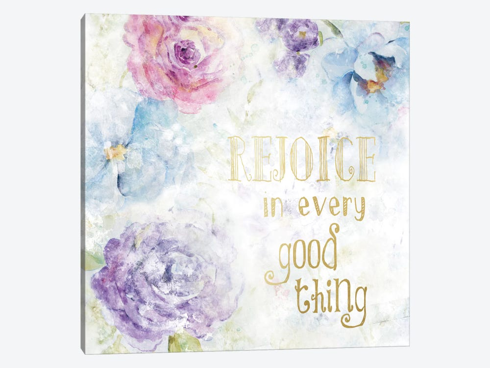 Rejoice by Carol Robinson 1-piece Art Print