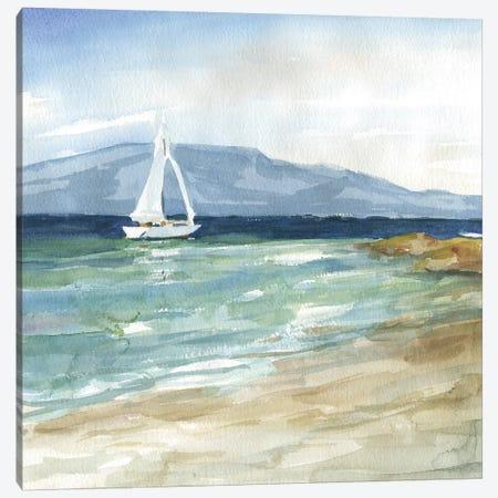 Come Sail Away Canvas Print #CRO922} by Carol Robinson Canvas Art