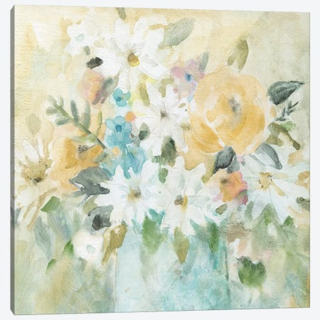 Daisy Ensemble  Canvas Print #CRO925} by Carol Robinson Canvas Print