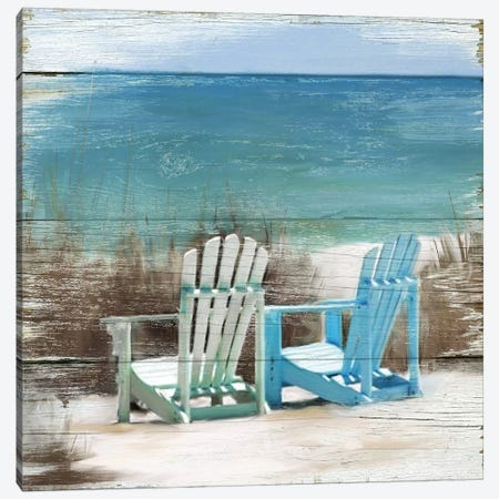 Favorite Spot Canvas Print #CRO926} by Carol Robinson Canvas Print