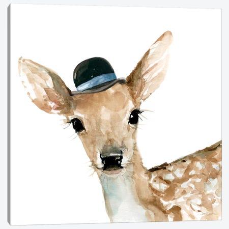 Deer 3-Piece Canvas #CRO92} by Carol Robinson Canvas Print